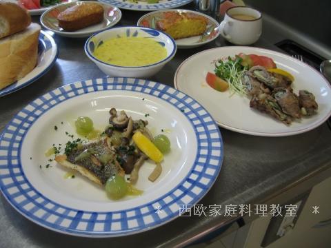 9月の料理