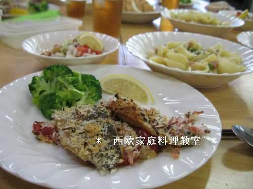 8月の料理