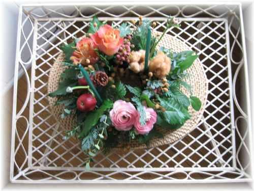 risaizu susieさんのお花教室7