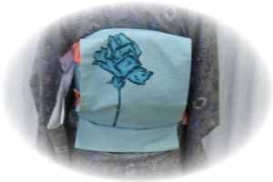 たか子おばあちゃんの帯