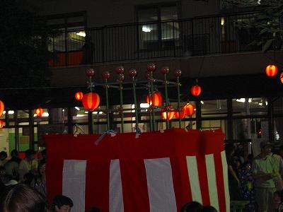 祭り屋台H19.7.21