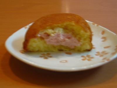 カスタードケーキ2