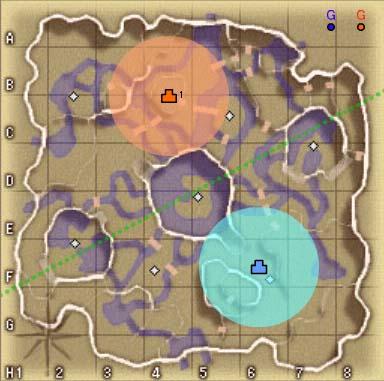 シディット白地図