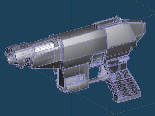 鉄砲モデリング