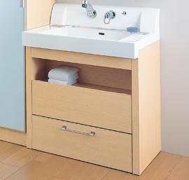 INAX 洗面化粧室:洗面化粧台 ピアラ