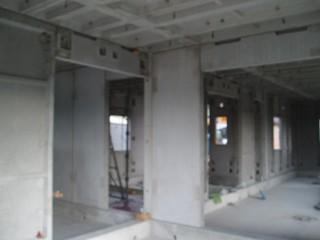 建て方終了内部状況(5)1003UP