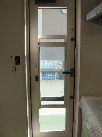 2Fサッシ・ドア9D