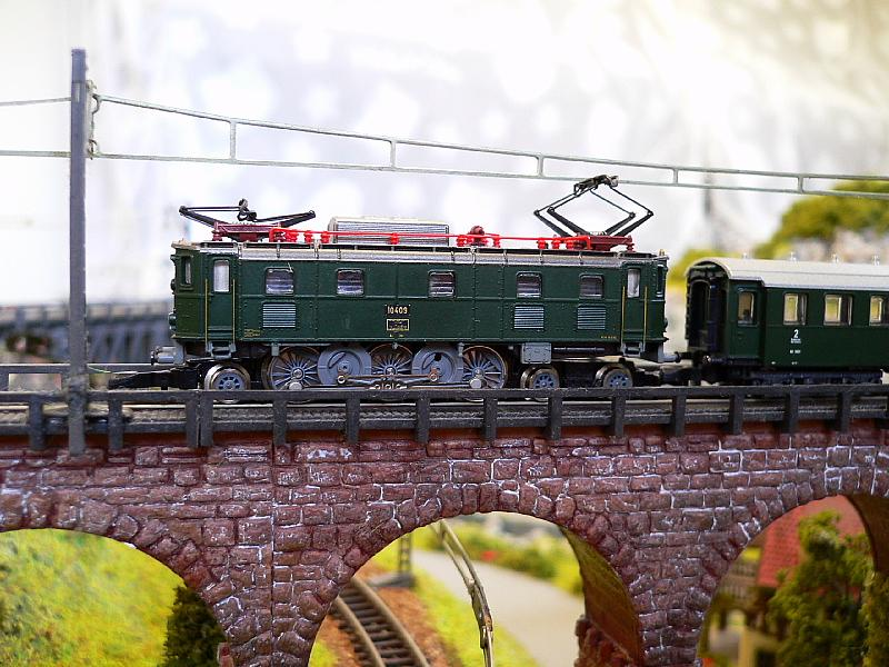 スイス国鉄Ae3/6 II形電気機関車
