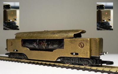 甲冑機関車