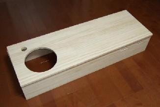 キッチン木材2