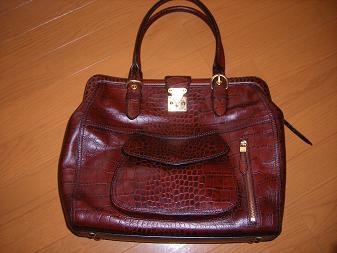 MAXXのバッグ