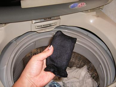 洗濯層にはコレ\(゚Д゚#)ビシッ!