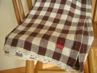 ふんわりインド綿のスカート