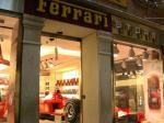 Ferrari shop 全景