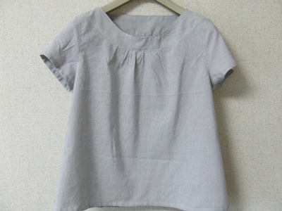 aitanのシャツ。笑