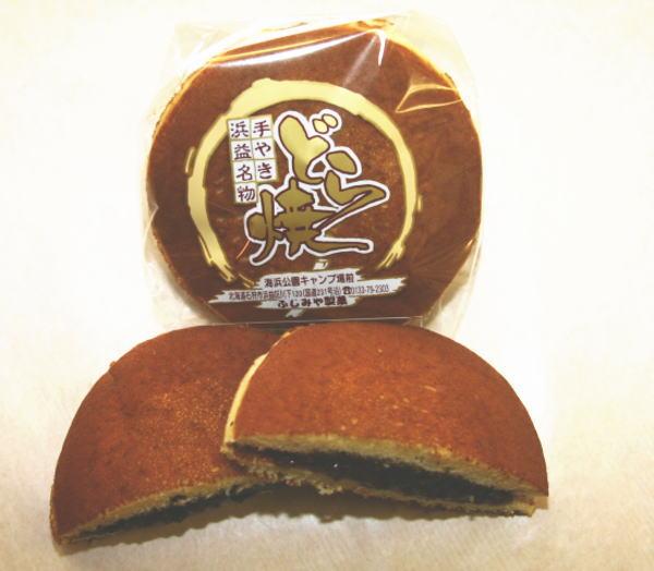 ふじみや製菓のジャンボどら焼き(じゃんぼどらやき)