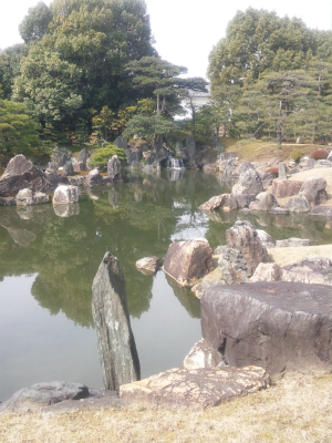 二の丸庭園