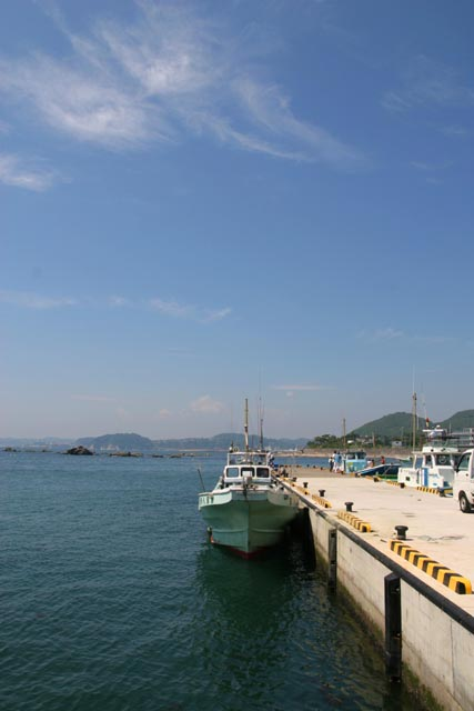 真名瀬漁港1