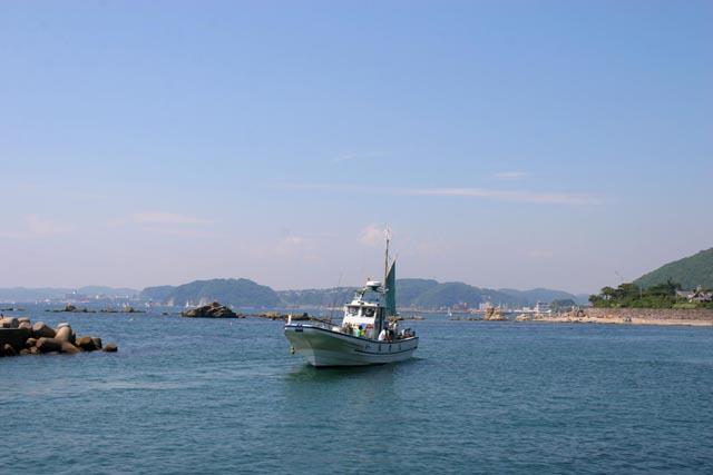 真名瀬漁港3