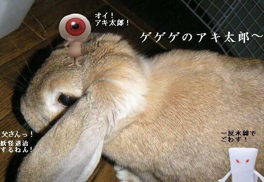 ゲゲゲのアキ太郎参上!