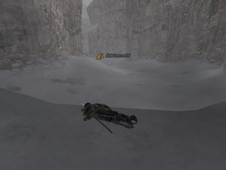 氷河裏 完