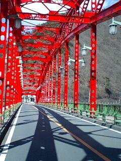 奥多摩の橋20070313