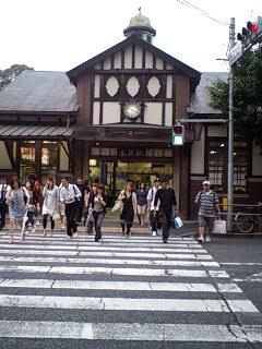 20070702原宿駅