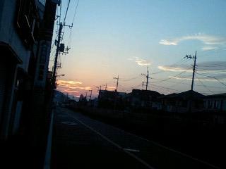 20071022夕方