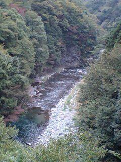 20071025道志渓谷