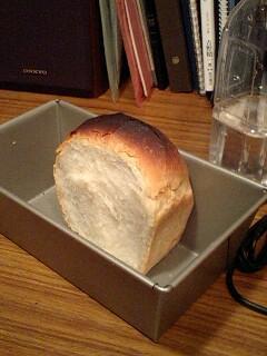 発酵オーバーしてしまったパン