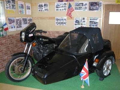 2007年11月 RX4S展示