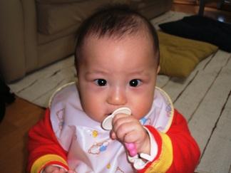 歯磨き練習 004