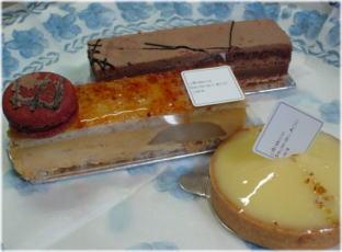 Patisserie Sadaharu AOKI parisのケーキ