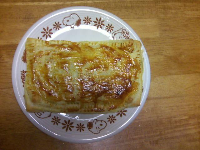 マロンポテトパイ
