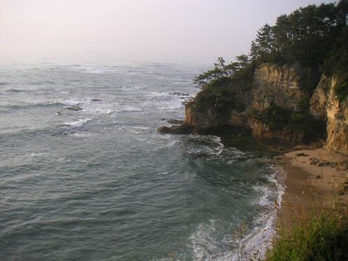 海を見に来てみました。