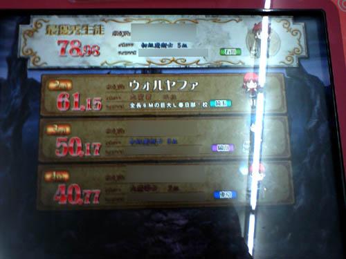 俺は…っ、負けないっっ!!(byアゲハ)