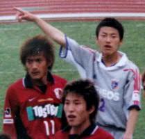 2003年サテ鹿戦/次郎