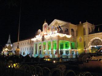Thai 王宮