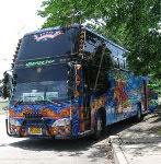 Thai 派手バス