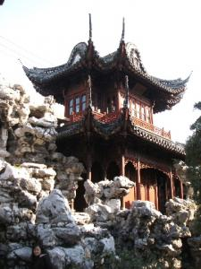 東端の楼閣