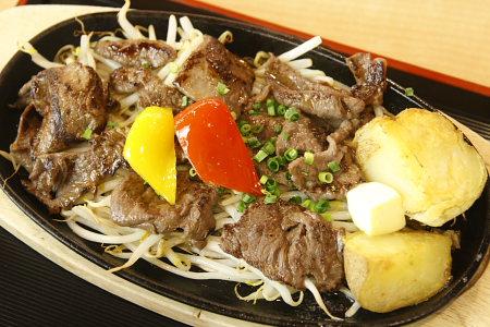 071117アビヨンシカ肉ジンギスカン