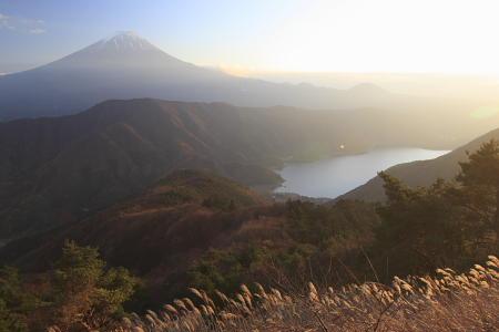071123毛無山富士山