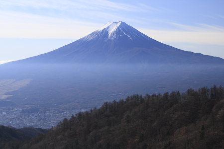 071123三ッ峠富士山