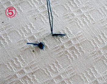 ビーズ刺繍5