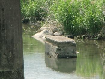 沈下橋跡20110525093744