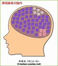 原田泰造の脳内