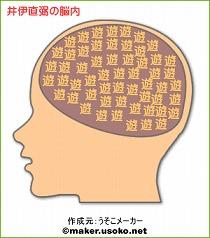 井伊直弼の脳内