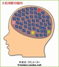 小松清猷の脳内