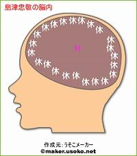 島津忠敬の脳内