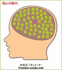 滝山の脳内